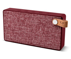 Акустическая система Fresh 'N Rebel Rockbox Slice Fabriq Edition Bluetooth Speaker Ruby (1RB2500RU)