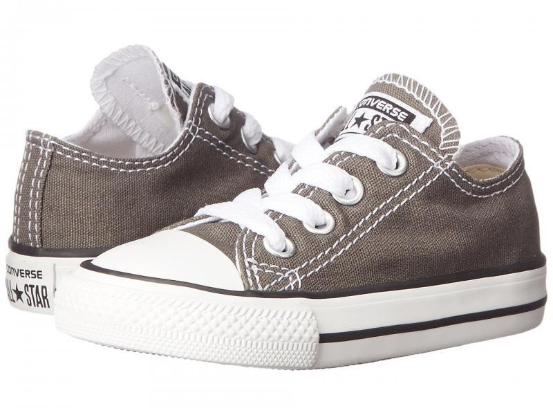 ... be80dfa9d08 Rozetka.ua Детские кеды Converse Kids Chuck Taylor All Star  Low Grey размер 33 ... f82c3573ac5c9
