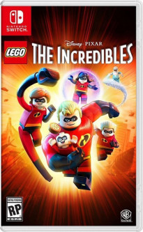 LEGO The Incredibles Nintendo Switch Русская версия