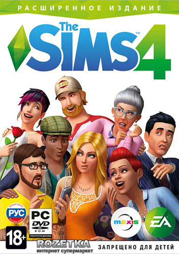 The Sims 4 Limited Edition (PC, русская версия)