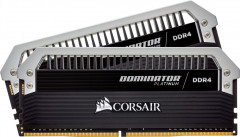 Оперативная память Corsair DDR4-3000 32768MB PC4-24000 (Kit of 2x16384) Dominator Platinum Black (CMD32GX4M2B3000C15)