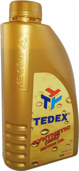 Моторное масло Tedex Synthetic (MS) Motor Oil 0w20 1 л
