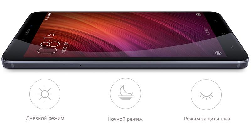 Xiaomi Redmi Note 4X 3/32GB Grey