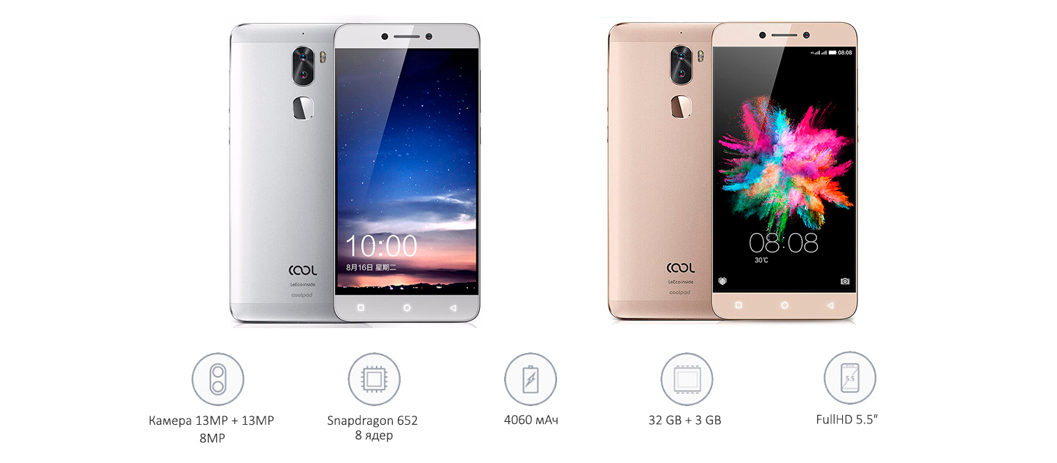 LeEco Cool 1 3/32GB