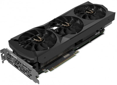 Zotac PCI-Ex GeForce RTX 2080 Ti AMP Gaming 11GB GDDR6 (352bit) (1665/14400) (USB Type-C, HDMI, 3 x DisplayPort) (ZT-T20810D-10P)