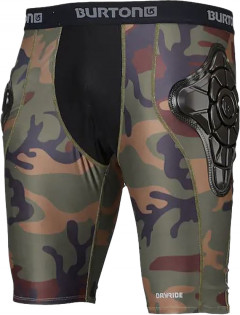 Защитные шорты Burton MB Total Imp Short XL Highland Camo (9009519776056)