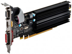 XFX Radeon HD5450 128Mb (TC512M) VGA /DVI HDMI Refurbished