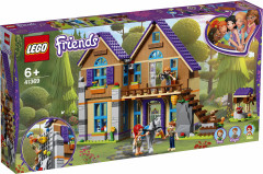 Конструктор LEGO Friends Дом Мии 715 деталей (41369)