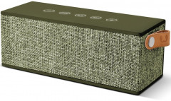 Акустика Fresh N Rebel Rockbox Brick Fabriq Edition Bluetooth Speaker Army (1RB3000AR)