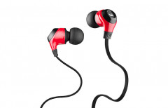 Наушники Monster NCredible N-ergy In-Ear Headphones Cherry Red (MNS-128489-00)