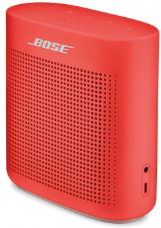 Акустика BOSE SoundLink Color II Red