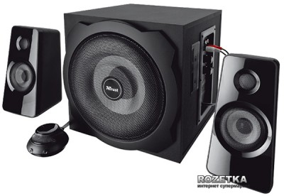 Акустична система Trust Tytan 2.1 Speaker Set Bluetooth Black (TR19367)