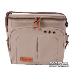Ланч бэг KingCamp Cooler Bag 5L (KG3795 Brown)