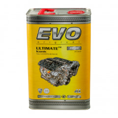 Моторное масло Evo Ultimate Iconic 0W-40 (4 л.)