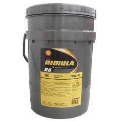 Моторное масло Shell Rimula R6 MS 10W-40 (20 л.)