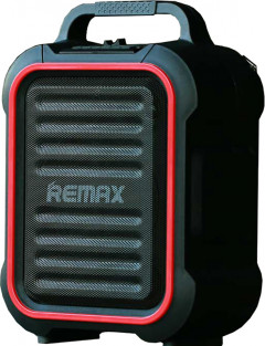 Портативная акустика Remax RB-X3 Song K Outdoor Bluetooth Speaker Black Red