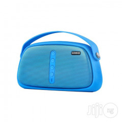 Bluetooth колонки Somho S333 Mp3/Fm Blue