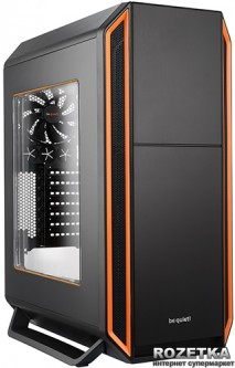 Корпус be quiet! Silent Base 800 Window Orange (BGW01)