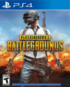 PlayerUnknown's Battlegrounds (PS4, русская версия)