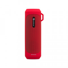 Bluetooth Speaker ZBS Bluetooth NR4016 Red (22895)