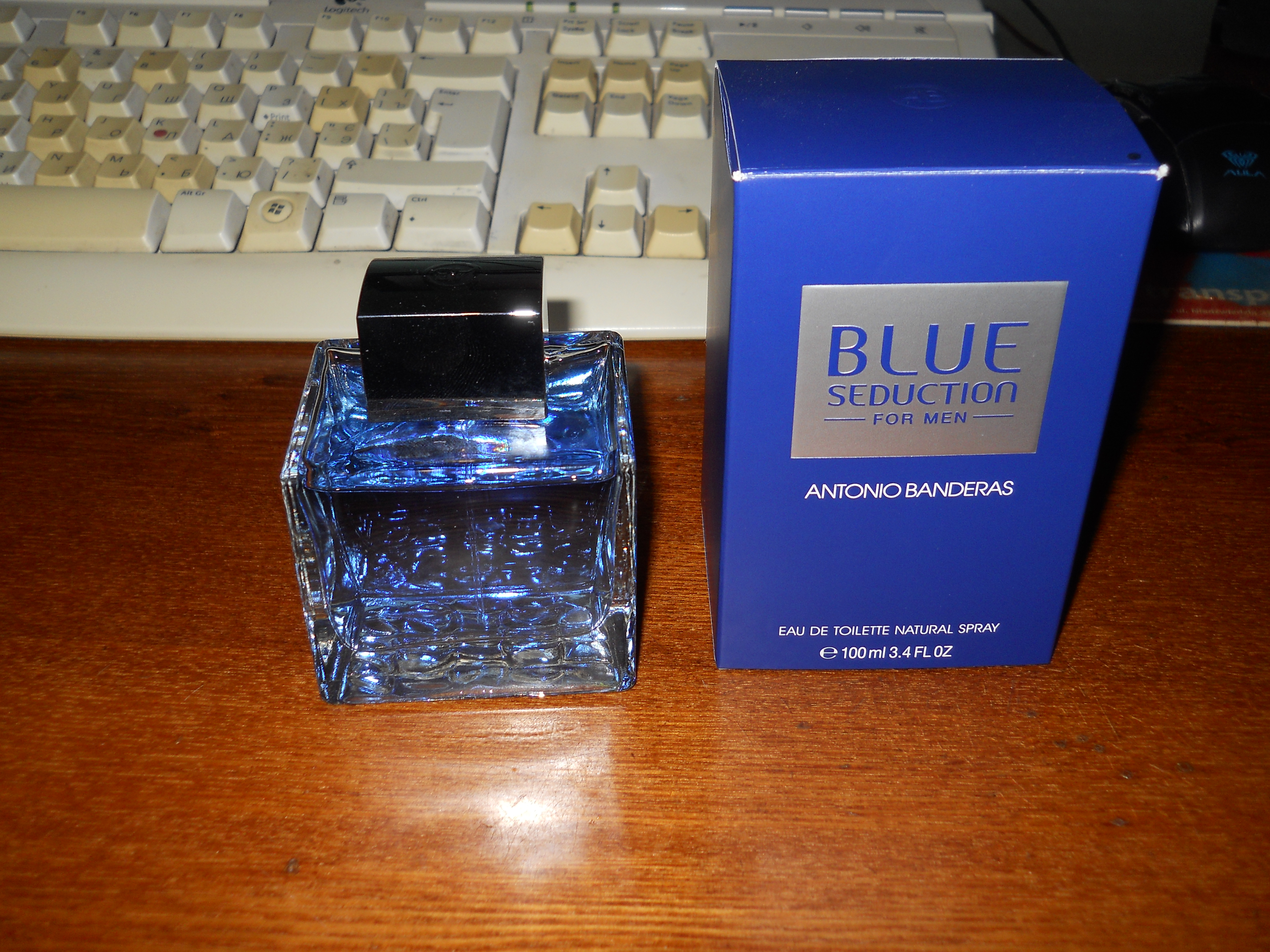 Rozetkaua Antonio Banderas Parfum Original Radiant Seduction In Black Man Edt 100ml